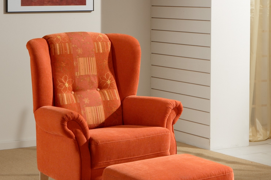 Кресла обычного вида